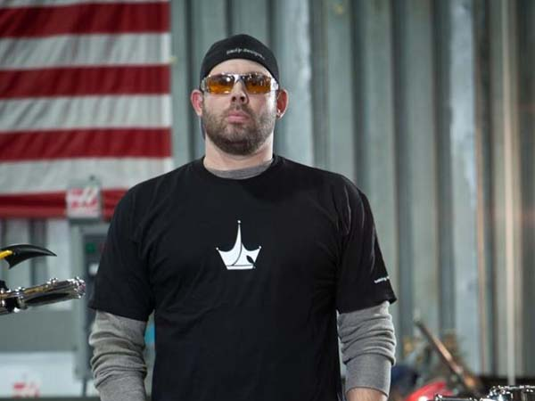 Image of Paul Teutul jr Net Worth