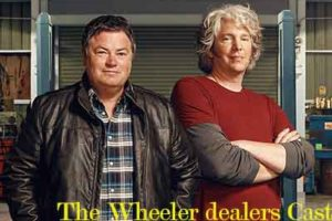 The Wheeler dealers Net Worth