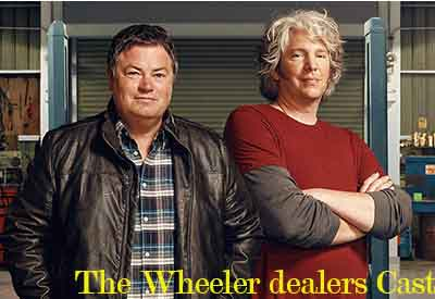 The Wheeler dealers Net Worth