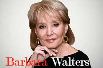 Image of Barbara Walters Net Worth