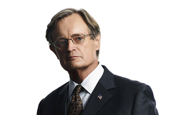 Image of David McCallum Net Worth