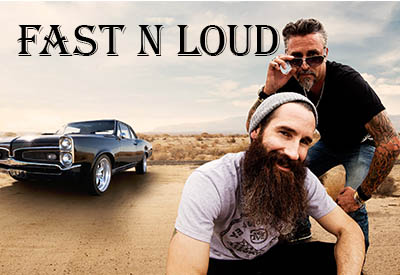 Fast N Loud Cast net worth, salary and Bio - Celebrity Net Worth