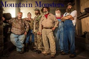 Mountain Monsters Net Worth