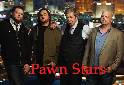 Image of Pawn Stars Net Worth
