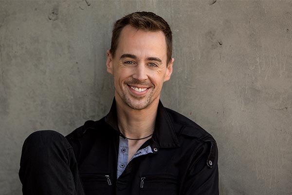 Image of Sean Murray Net Worth