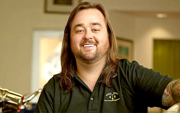 Image of Chumlee Net Worth