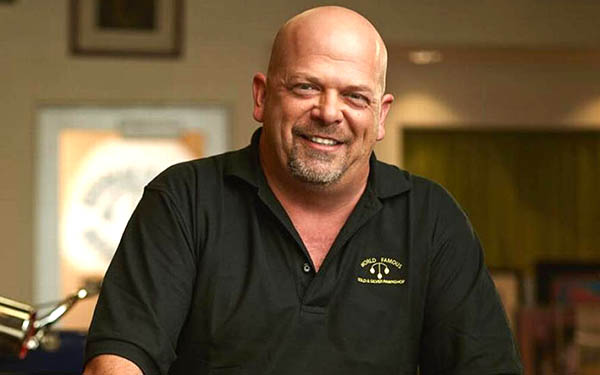 Image of Rick Harrison Net Worth