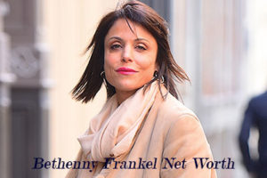Image of Bethenny Frankel Net Worth