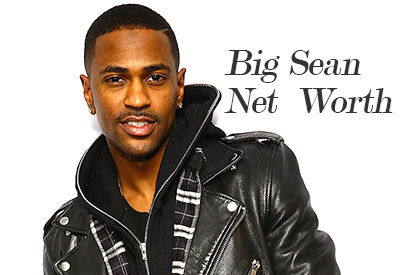 Image of Big Sean Net Worth