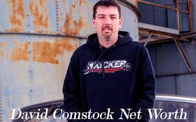 Image of David Comstock Net Worth