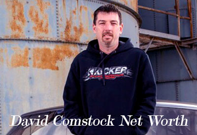 Image of David Comstock Net Worth