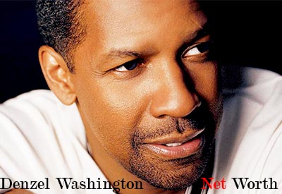 Image of Denzel Washington Net Worth