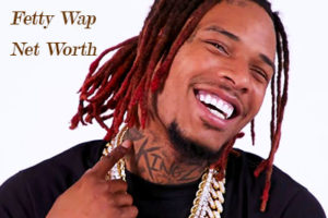 Image of Fetty Wap Net Worth