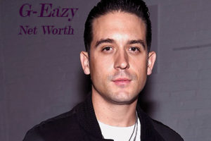 Image of G-Eazy Net Worth