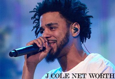 Image of J Cole Net Worth