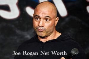 Image of Joe Rogan Net Worth