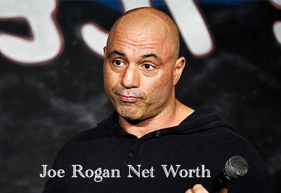 Image of Joe Rogan Net Worth