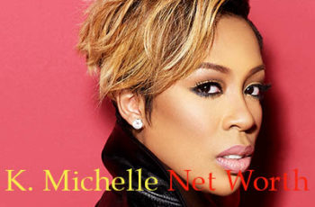 Image of K. Michelle Net Worth
