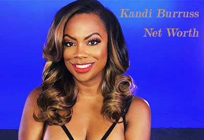 Image of Kandi Burruss Net Worth