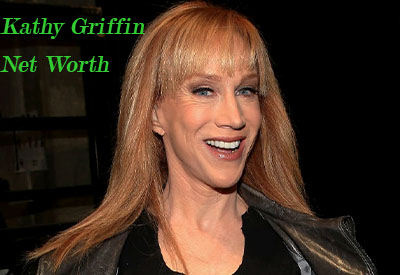 Image of Kathy Griffin Net Worth