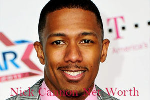 Image of Nick Cannon Net Worth