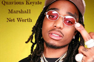 Image of Quavious Keyate Marshall Net Worth