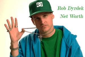 Image of Rob Dyrdek Net Worth