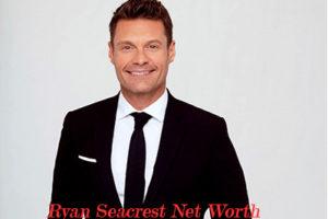 Image of Ryan Seacrest Net Worth