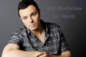 Image of Seth Macfarlane Net Worth