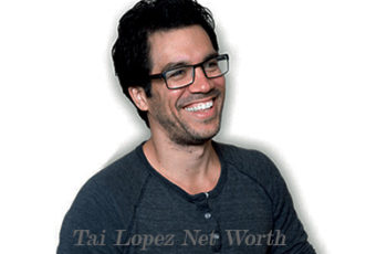 Image of Tai Lopez Net Worth