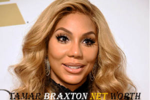 Image of Tamar Braxton Net Worth