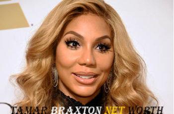 Image of Tamar Braxton Net Worth