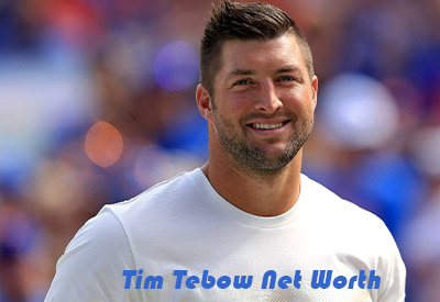 Image of Tim Tebow Net Worth