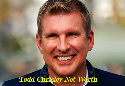 Image of Todd Chrisley Net Worth
