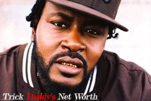 Image of Trick Daddy's Net Worth
