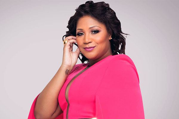 Image of Trina Braxton Net Worth