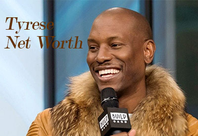 Image of Tyrese Net Worth
