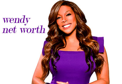 Image of Wendy Williams Net Worth