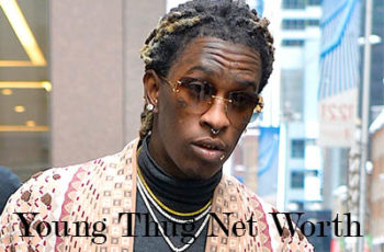 Image of Young Thug Net Worth