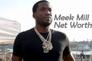 Image of Meek Mill Net Worth