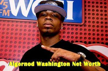 Algernod Washington Net Worth