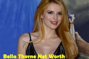 Bella Thorne Net Worth