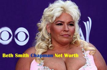Beth-Smith Chapman Net Worth