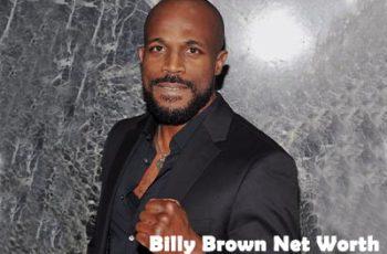 Billy Brown Net Worth