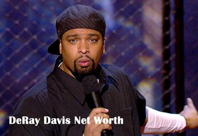 DeRay Davis Net Worth