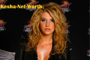 Kesha Net Worth