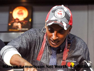 Marcus Samuelsson Net Worth