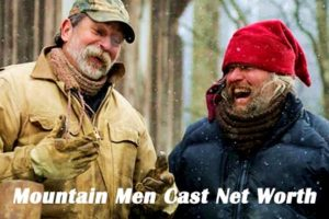 Mountain monsters cast Net worth, Salary and Bio