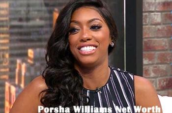 Porsha Williams Net Worth