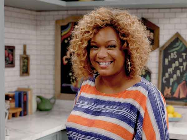 Sunny Anderson Net Worth